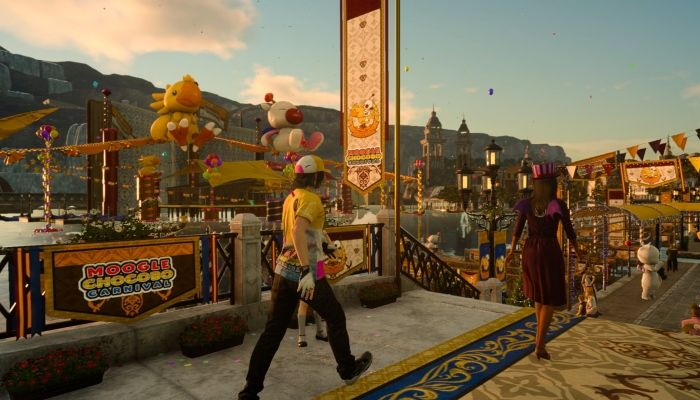 Moogle Chocobo Carnival to Arrive Today + New Trailer - Final Fantasy XV - MMORPG.com