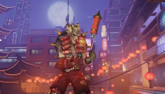 Year of the Rooster Coming with New Skins, New Game Mode - Overwatch - MMORPG.com
