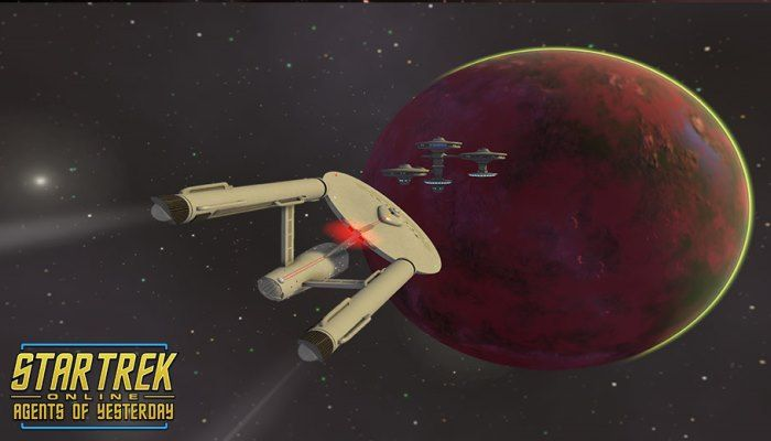 Agents of Yesterday to Launch for Consoles on February 14th - Star Trek Online News