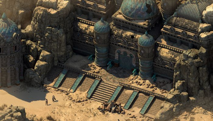Pillars of Eternity 2 Announced, Heading to FiG