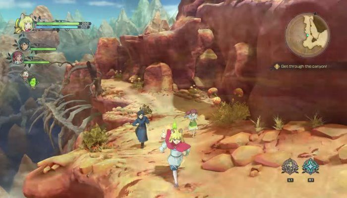 Ni No Kuni II to Release Simultaneously for PC & PS4
