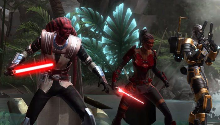 Defend the Throne Update Goes Live - Star Wars: The Old Republic News