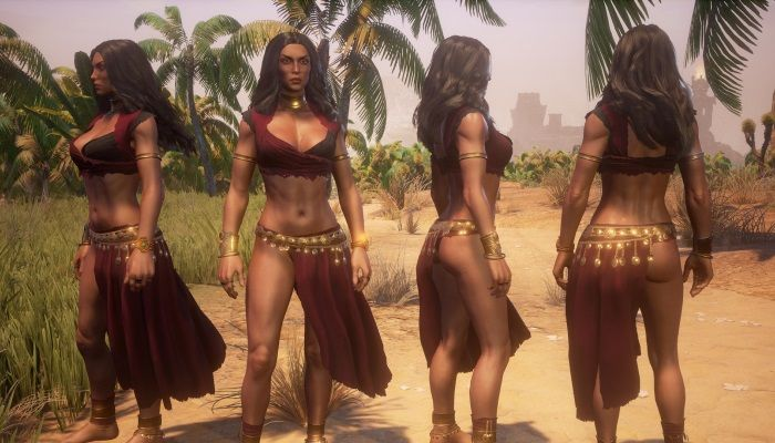 Official Server Size Temporarily Reduced to 40 + Patch Notes - Conan Exiles - MMORPG.com
