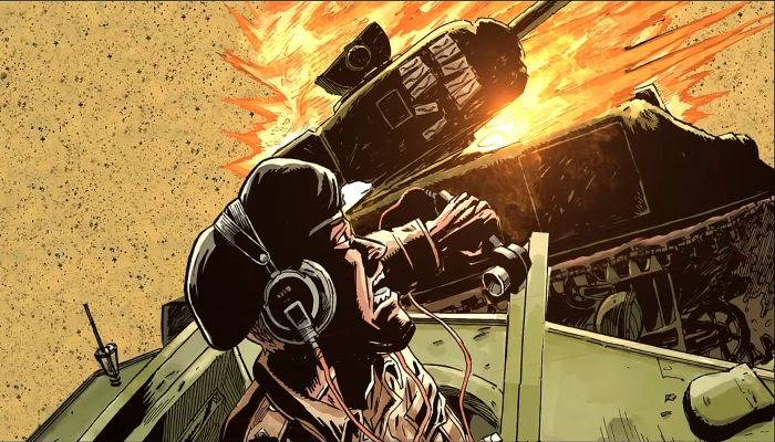 Final Roll Out Comic Issue Released + New Console Physics - World of Tanks News