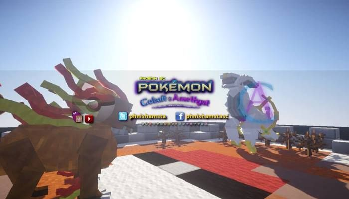 Fully Featured Pokemon Map Being Released - Minecraft News