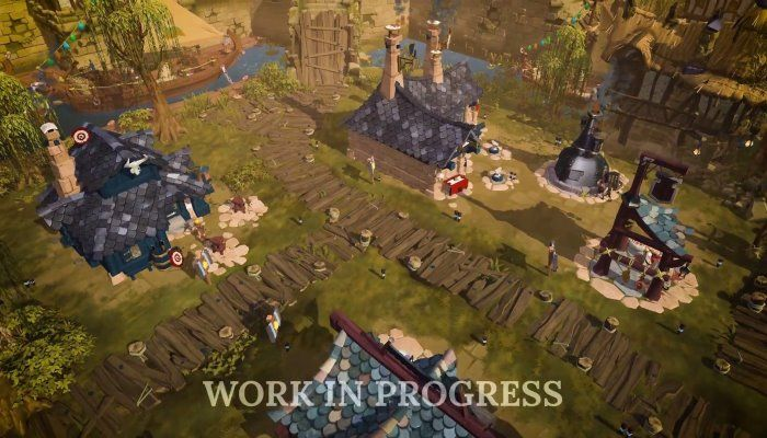 'Biome' Cities Coming in Next Update - Albion Online News