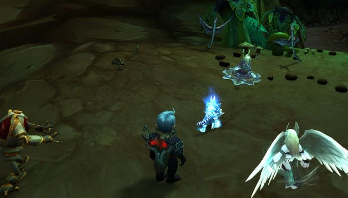 Dragging Little Fluffy into the Wailing Caverns - World of Warcraft News
