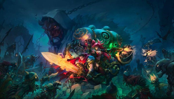 Battle Chasers: Nightwar Scores BAFTA  Winning Composer