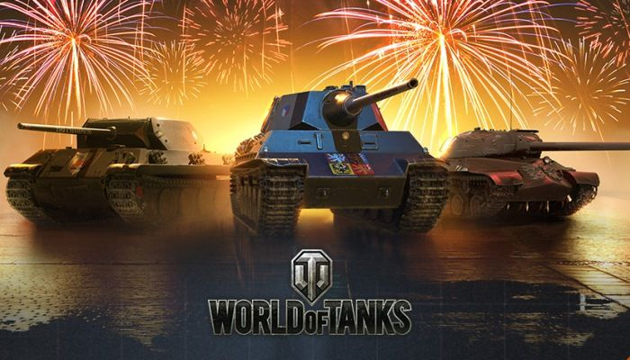 Console Anniversary Celebrated With New Trailer - World of Tanks News