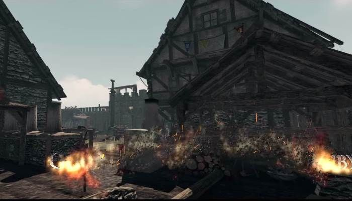 MMO-Side Limited Closed Beta Begins Today - Life is Feudal News