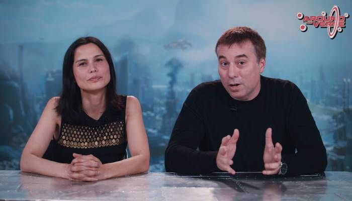 Latest Edition of Around the Verse Gives LA Studio Update - Star Citizen News
