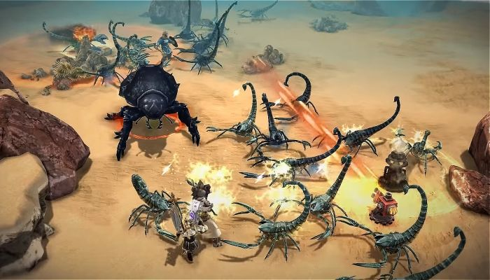 Sands Of Malice Coming Out February 28th - Drakensang Online News