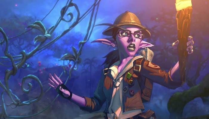Journey to Un'Goro Expansion Announced - Hearthstone: Heroes of Warcraft News