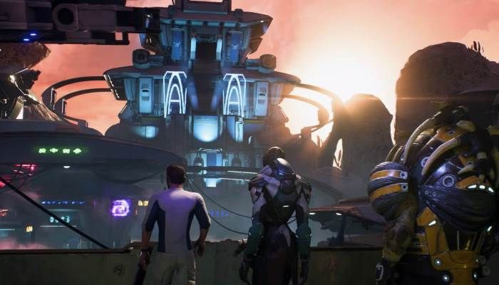 New Mass Effect: Andromeda Multiplayer screenshots revealed on social media