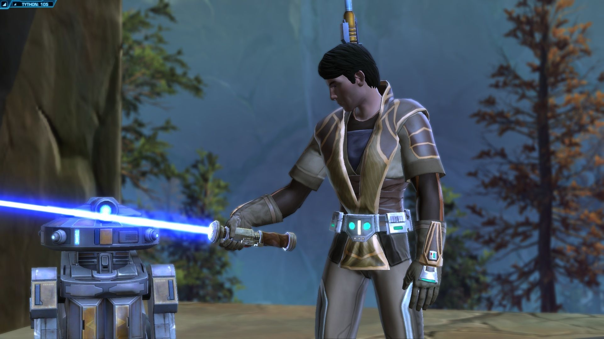 Star Wars Offers Fans a Platinum Light Saber for About $60 - Star Wars: The Old Republic News