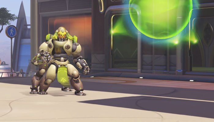 Overwatch announces Orisa release date; here's a behind-the-scenes video