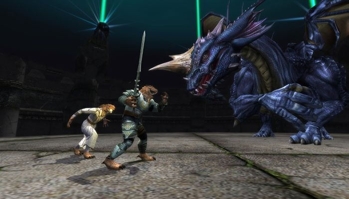 Update 35 Dawn Of The Dragonborn Launches - Dungeons & Dragons Online News