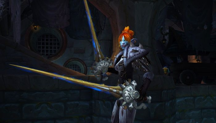 New Artifact Appearances to Require a Solo Test of Will - World of Warcraft News