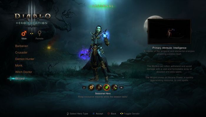 Console Players to Join Seasonal Play Starting March 31st - Diablo 3 News