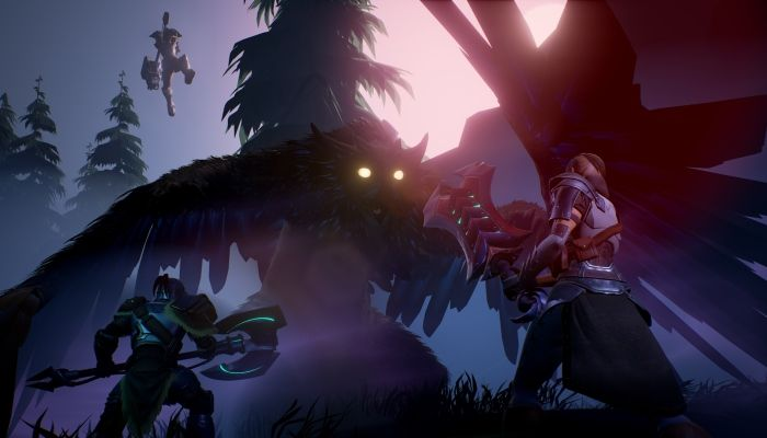 First Alpha Test to Launch in Late April, Sign Ups Begin - Dauntless News