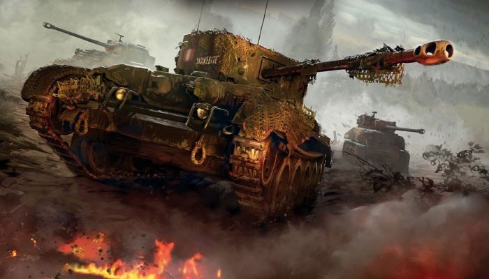 $300,000 Grand Finals to Take Place in May - World of Tanks News