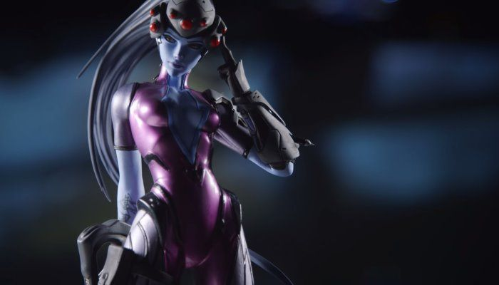 Widowmaker Premium Statue Out for Preorder - Overwatch News