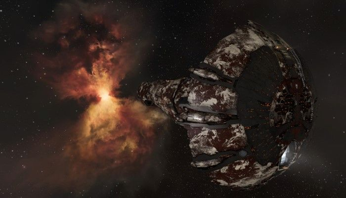 The Molok is Literally a Floating Mausoleum - EVE Online News