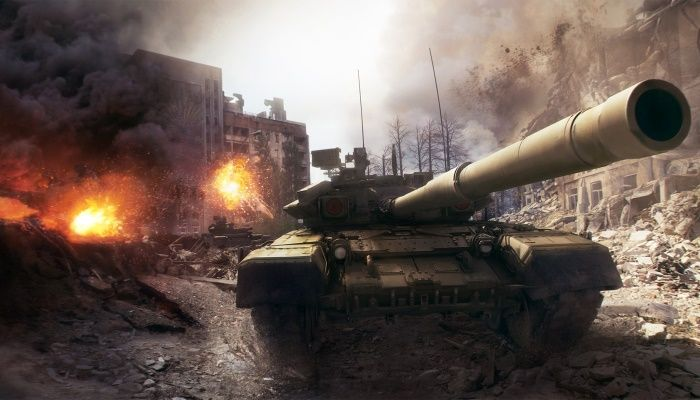 Tanks Reloaded Update Rumbling to Life on April 20th - Armored Warfare - MMORPG.com