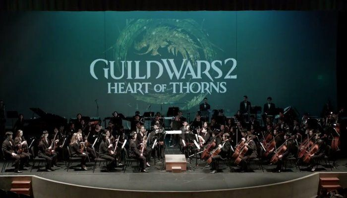 Heart of Thorns OST Shines in Live Classical Concert - Guild Wars 2 - MMORPG.com