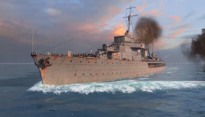 French Cruisers Sail Into WoWS Waters - World of Warships News