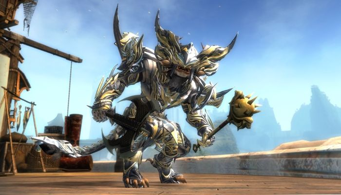 Legendary Armor Coming for Raiders with Flashpoint - Guild Wars 2 News