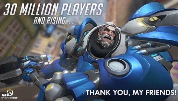 Blizzard Proudly Announces 30 Million Players - Overwatch News