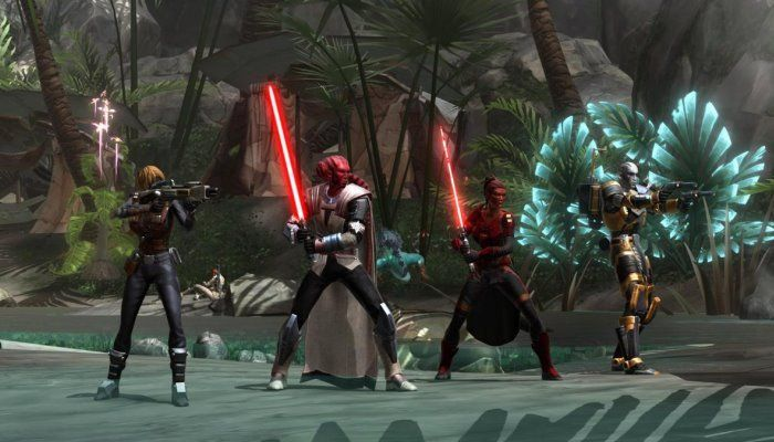 Celebrate May 4th with Log In Event - Pet & Double XP  - Star Wars: The Old Republic - MMORPG.com