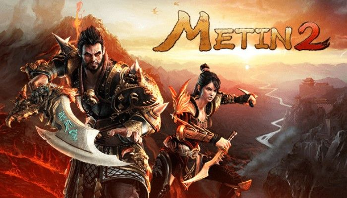 Blast From the Past - 2006 MMO Arrives on Steam - Metin 2 News