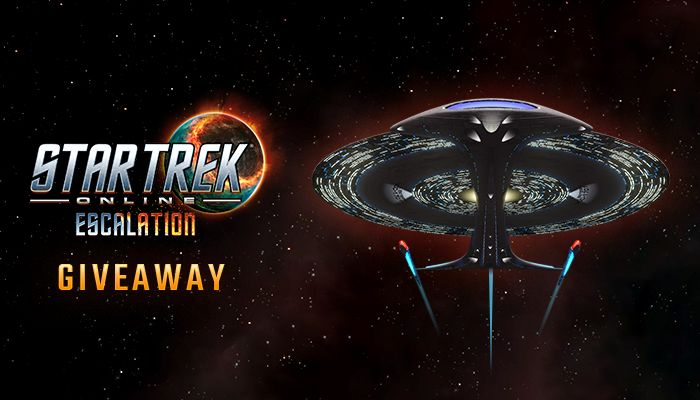 Season 13 - Escalation Giveaway! - Star Trek Online News