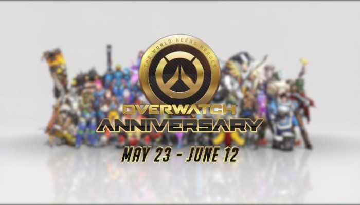 First Anniversary Event Goes Live, Runs Through June 12th - Overwatch - MMORPG.com