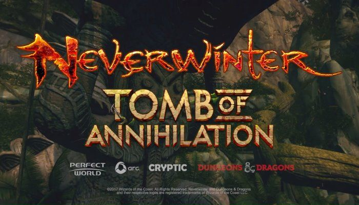 Going Prehistoric with the Tomb of Annihilation on July 25th - Neverwinter - MMORPG.com