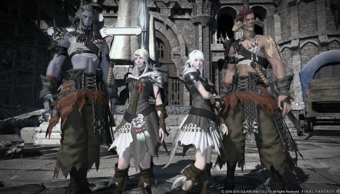 Final Fantasy 14: Discussions Ongoing for Nintendo Switch and Xbox One Versions
