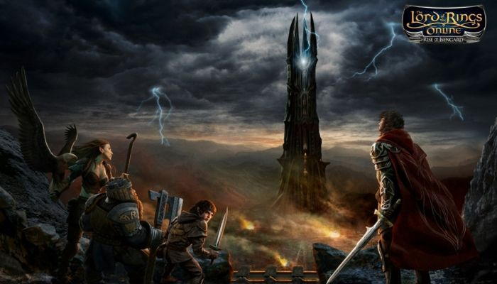 Get a First Look at Mordor in Today's Stream - Lord of the Rings Online News