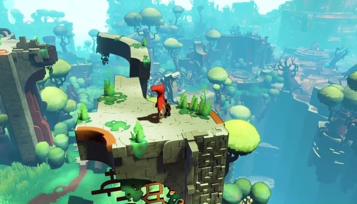Hob gets a release date of September 26th for PC and PS4!