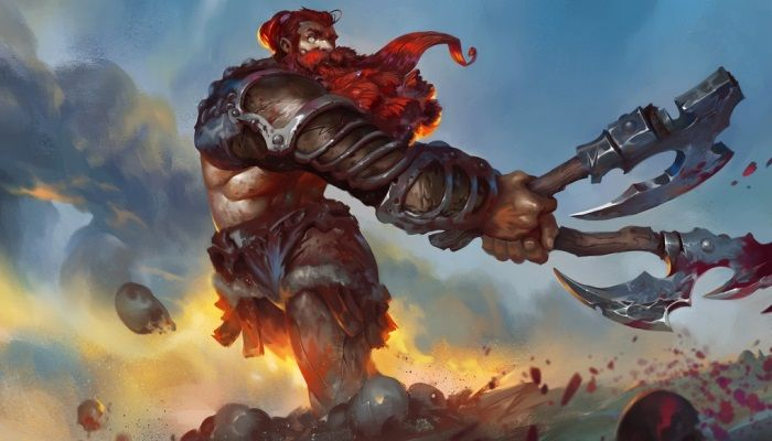 Half-Giant Race Explored in New Post - Crowfall - MMORPG.com