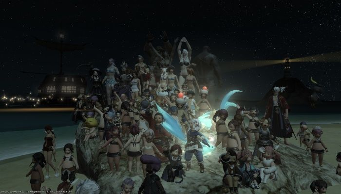 FFXIV Community Scores Big with $21k Raised for Charity - Final Fantasy XIV News