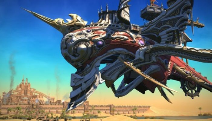 New Final Fantasy 14 Update Out Now, Here's What It Adds