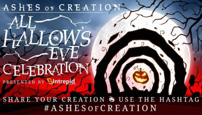 Be Treated to an Alpha Zero Key in Halloween Themed Giveaway - Ashes of Creation News