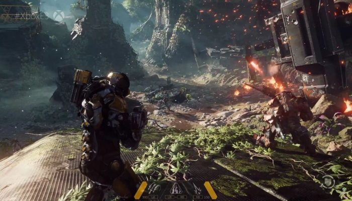 BioWare's Anthem reportedly delayed until 2019