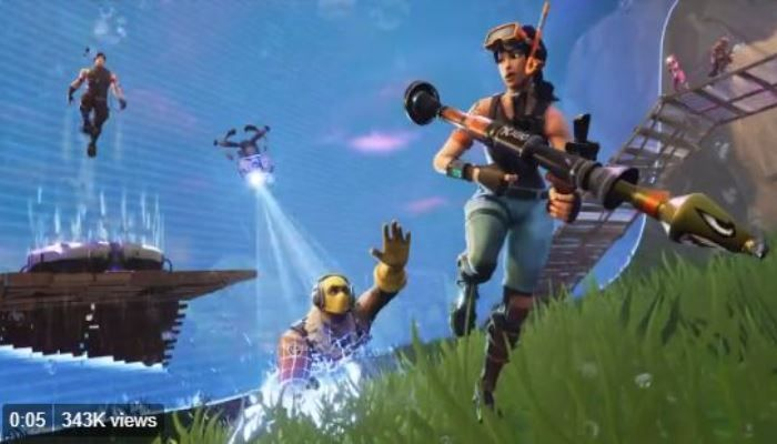 'Fortnite' Blitz Limited-Time Mode Now Live in 'Battle Royale'