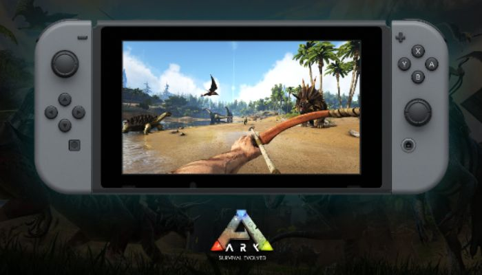 Ark: Survival Evolved Coming to Switch