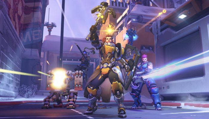 Competitive Elimination is now live in Overwatch