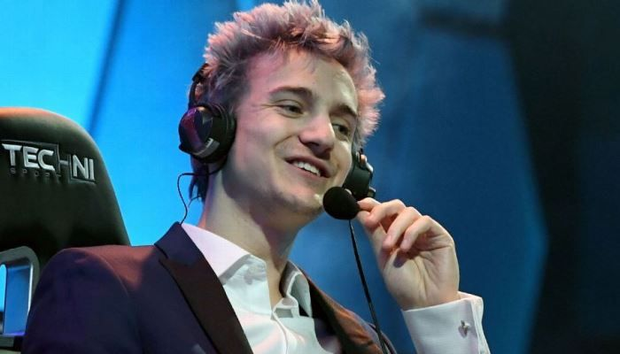 Ninja's Vegas Fortnite event breaks Twitch viewing record