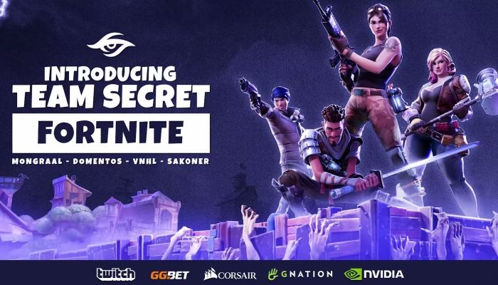 Team Secret Sign 13-Year-Old to Pro Fortnite Team